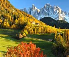 Travel Package Switzerland
