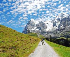 Switzerland Holiday