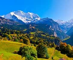Switzerland Travel Package